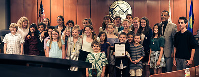City of Aliso Viejo Recognition